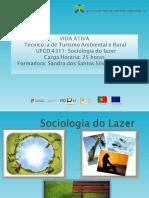UFCD 4311 - Sociologia do lazer