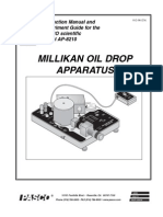 pasco-millikans-oil-drop-manual-ap-8210