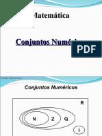 matematica999MTM A - CONJ NUMERICOS - SEMIII