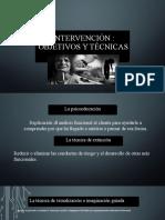 OBJETIVOS Y TECNICAS (3)