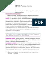UNIDAD III_ Proteínas Hémicas