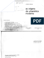 Texto 08 - Geografia Urbana - Origens Da Urbanística Moderna
