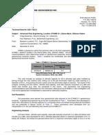 FMMG Technical Note - ETAME12-1 Advanced Final Engineering (FINAL)