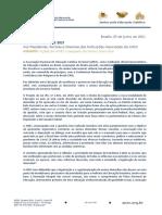 Circular ANEC 023-2021 - Ações a respeito do Ensino Domiciliar