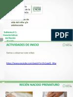 RECIEN NACIDO PREMATURO