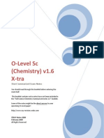 Chemistry Notes v1.6 Extra