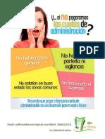 Campaña5. Normalizacion de Pagos