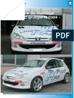 Peugeot 206 Grn