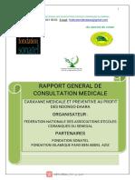 Rapport General de Consultation Medicale 2(1)