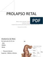 8- Prolapso Retal