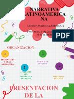 FCO.VILLA.  ESPAÑOL2 proyecto 1 narrativa latinoamericana