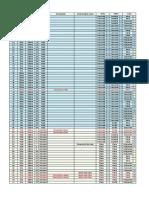 Calendário Exemplo