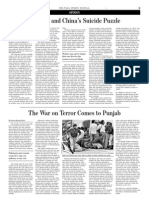 War on Terror Comes to Punjab, Wednesday, June 2, 2010, The Wall Street Journal