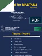 tutorial mastan2