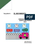 Guía Nº1 Tipos de movimiento