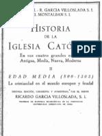 Historia de La Iglesia Catolica - Parte II