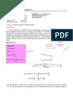 Práctica #1 - Termodinámica