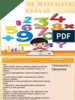 2 4° Matemática N°15