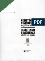 Resistencia Timorense_Arquivo e Museu