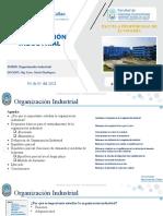1-Organización Industrial - Introducción a La Organización Industrial