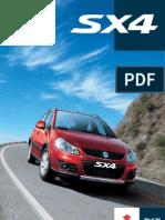 Suzuki SX4 Katalog