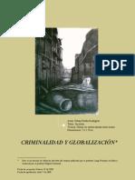 Criminalidad y globalización