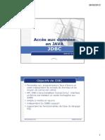 Jdbc [Par Bousetta]