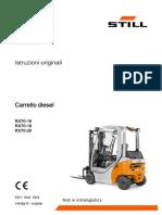 RX70!16!20 IT Diesel Manual