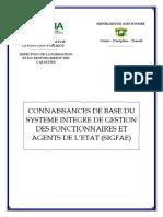 Presentation Du Sigfae