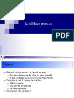 Cours Cäblage Informatique
