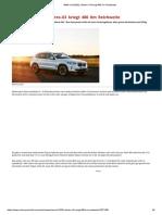 BMW IX3 (2020)_ Elektro-X3 Kriegt 480 Km Reichweite