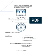 Application WEB _ Gestion des  - HOURRI Soufiane_974