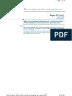 DTU 60.11 Diametres Et Debits