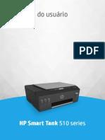 Guia do usuário HP Smart Tank 510 series