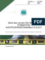 Manuel Stagiaire IRCA  LAC  ISO9001-2015 INTERTEK