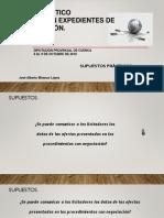 presentacion SUPUESTOS PRACTICOS
