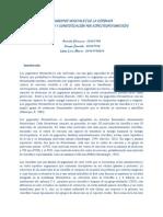 Inf Clorofila en Espinaca
