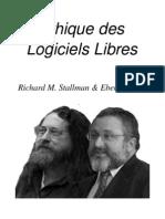 Ethique Des Logiciels Libres
