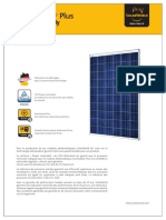 Fiche-technique-panneau-polycristallin-260Wc-SolarWorld