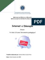 Ensaio WEB2