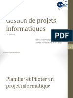 Cours Gestion Projet Piloter et planifier - GI4 VE (1)
