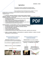 Objetivos teste de avaliação Geografia 8º  3º P - Agricultura e Pescas (1)
