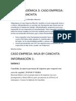 Caso Muy by Canchita