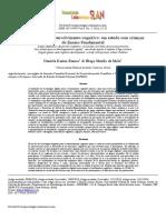 Ramos D. K., Et Al. (2016). Jogos Digitais e Desenvolvimento Cognitivo