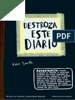 Destroza Este Diario Keri Smith