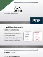 MATERIAUX COMPOSITES2020