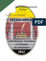 Universidad Nacional Autonoma de Honduras (1)