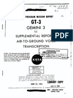 Gemini 3 Air-To-Ground Voice Transcription