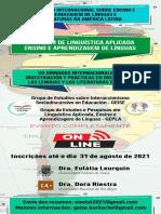 Encontro Internacional sobre Ensino