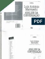 LIVRO ANÁLISE DA CONVERSAÇÃO - MARCUSCHI (1)